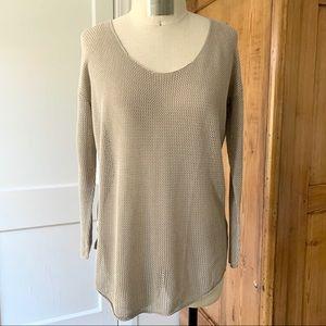 Joie Open Knit Sweater S